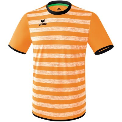 Erima Barcelona Trikot - neon orange/black - Gr. XXL (Farbe: orange  )