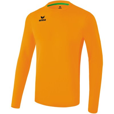 Erima Liga Trikot Langarm - orange - Gr. 116 (Farbe: orange  )