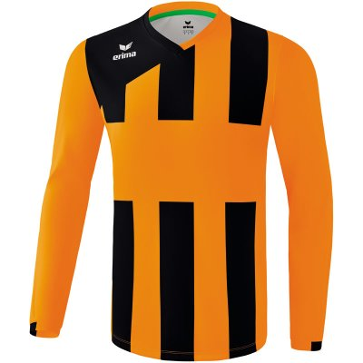 Erima Siena 3.0 Trikot Langarm - orange/black - Gr. XXL (Farbe: orange  )