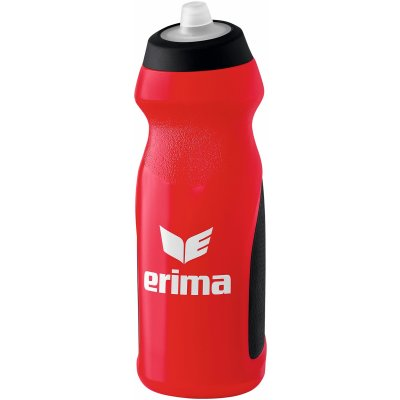 Erima Water Bottle 0.7L - red - Gr. uni (Farbe: rot  )