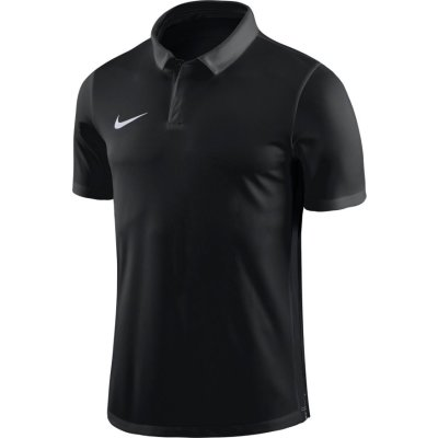 Nike Academy 18 Polo - black/anthracite/whi - Gr.  m im Sport Shop