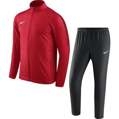 Nike Academy 18 Woven Track Suit - Präsentationsanzug - university red/black - Gr.  s (Farbe: rot  )