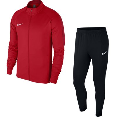 Nike Academy 18 Knit Track Suit Polyesteranzug - university red/gym r - Gr.  kinder-m (Farbe: rot  )