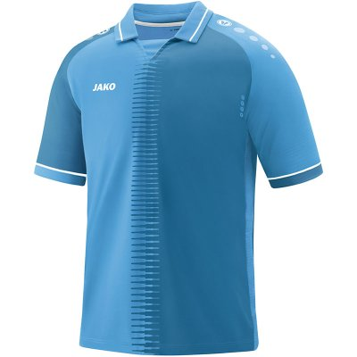 Jako Trikot Competition 2.0 - skyblue/weiß - Gr.  xxl (Farbe: rot S )