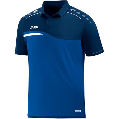 Jako Competition 2.0 Polo - royal/marine - Gr.  4xl im Sport Shop