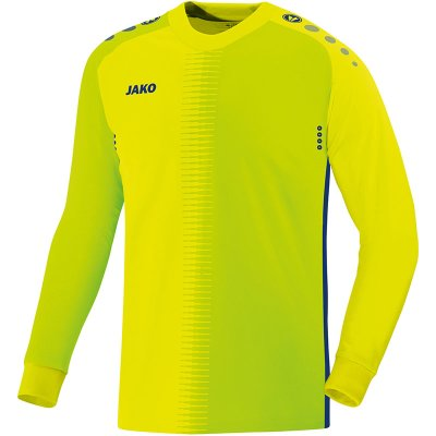 Jako Competition 2.0 Torwart Trikot - lemon/navy - Gr.  116 (Farbe: gelb  )
