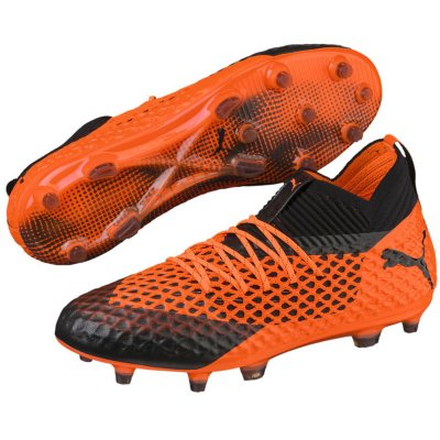 Puma Future 2.1 Netfit FG/AG - orange im Sport Shop