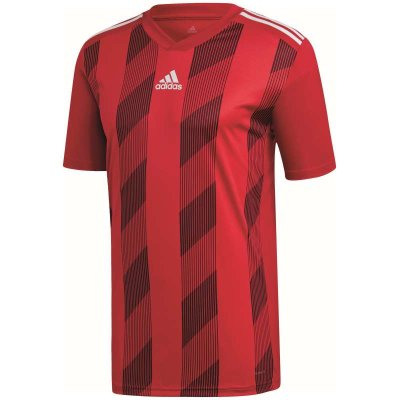 adidas Striped 19 Trikot - power red/white - Gr. l (Farbe: rot XL )