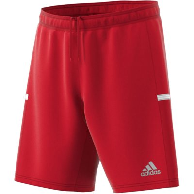 adidas Team 19 Climacool Knit Short - power red/white - Gr. 116 (Farbe: rot  )
