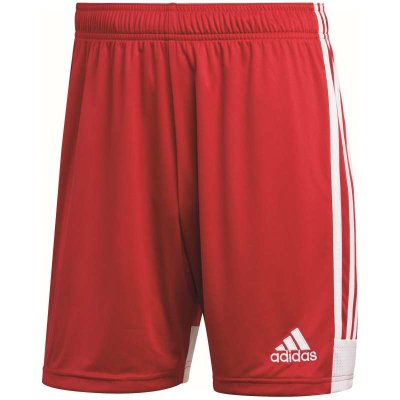 adidas Tastigo 19 Short - power red/white - Gr. m (Farbe: rot S )