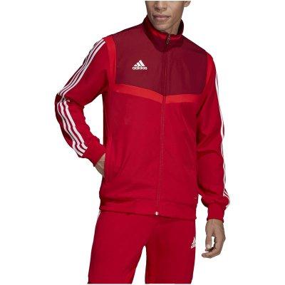 adidas Herren Tiro19 Pre JKT Sport Jacket Red XL günstig