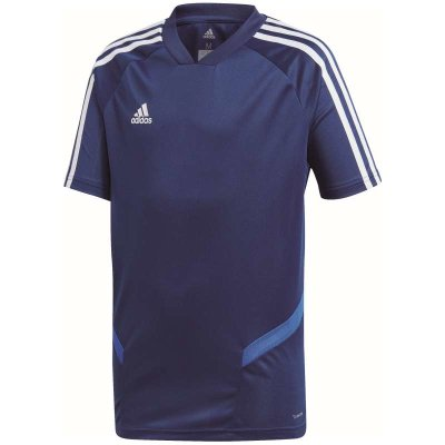 adidas Tiro 19 Training Jersey - dark blue/bold blue/white - Gr. s im Sport Shop