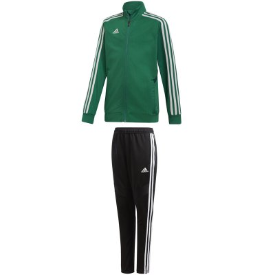 adidas Tiro 19 Trainingsanzug - bold green/core green - Gr. m im Sport Shop