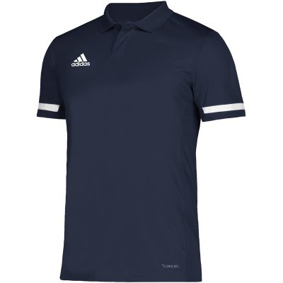 adidas Team 19 Climacool Polo - nav blue/white - Gr. xs