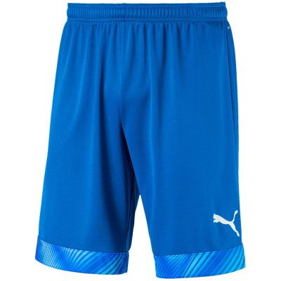 Puma Cup Shorts - electric blue lemonade-puma wh - Gr. 3xl (Farbe: blau 128 )