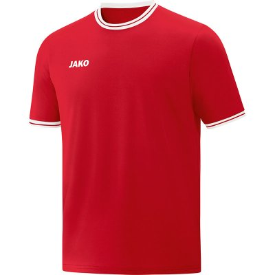 Jako Shooting Shirt Center 2.0 - rot/weiß - Gr.  m (Farbe: rot  )