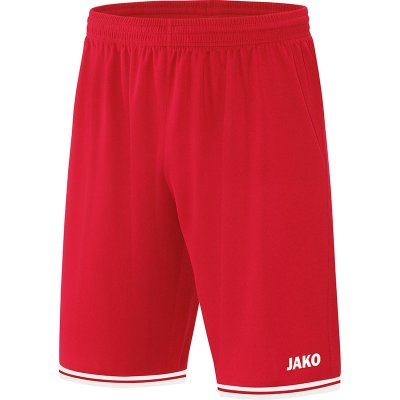 Jako Short Center 2.0 - rot/weiß - Gr.  m (Farbe: rot  )