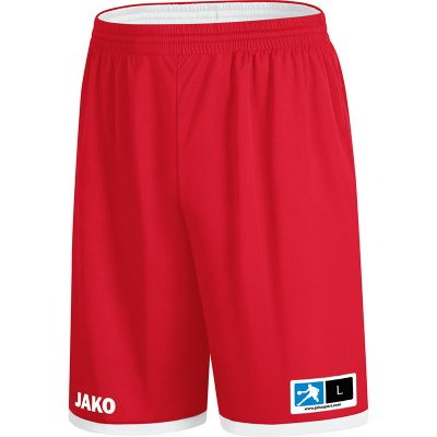 Jako Wendeshort Change 2.0 - rot/weiß - Gr.  3xl (Farbe: rot  )