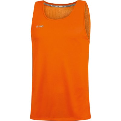 Jako Tanktop Run 2.0 - neonorange - Gr.  128 (Farbe: orange  )
