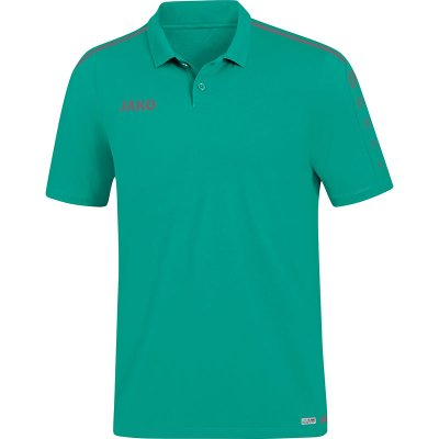 Jako Striker 2.0 Polo - türkis/anthrazit - Gr.  s im Sport Shop