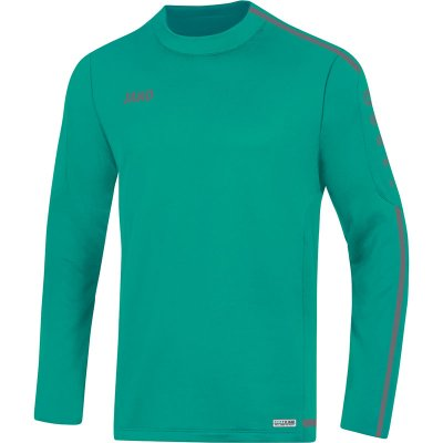 Jako Striker 2.0 Sweat - türkis/anthrazit - Gr.  s im Sport Shop