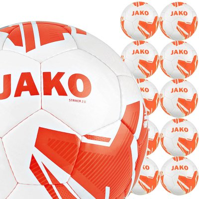 10er Jako Striker 2.0 MS Lightball Ballpaket im Sport Shop