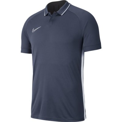Nike Academy 19 Polo - anthracite/anthracit - Gr.  2xl