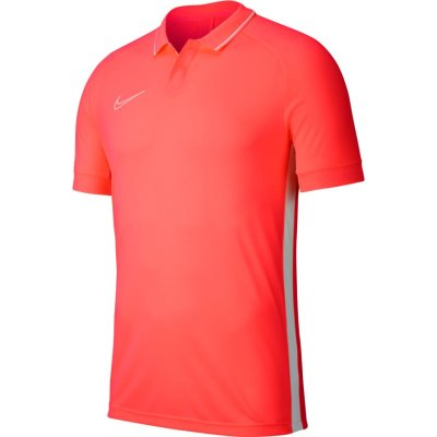 Nike Academy 19 Polo - bright crimson/brigh - Gr.  xl