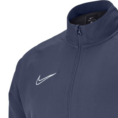 Nike Academy 19 Track Jacket - anthracite/white/whi - Gr.  s