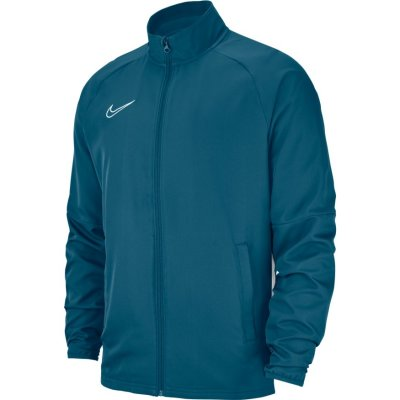 Nike Academy 19 Track Jacket - marina/white/white - Gr.  s (Farbe: S gelb )