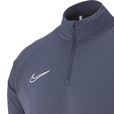 Nike Academy 19 Drill Top - anthracite/white/whi - Gr.  kinder-m