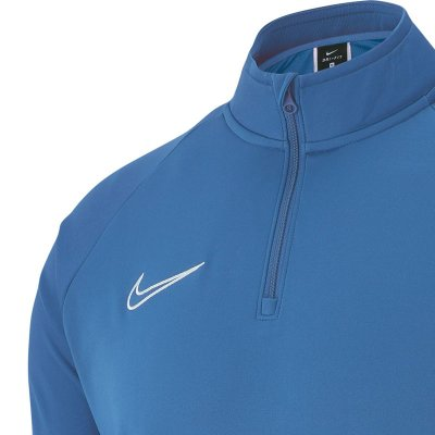 Nike Academy 19 Drill Top - marina/white/white - Gr.  m