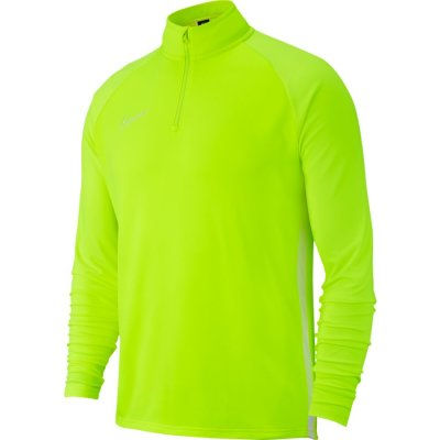 Nike Academy 19 Drill Top - volt/white/white - Gr.  xl (Farbe: S gelb )