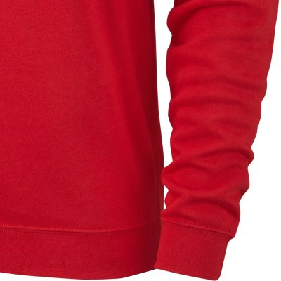 Nike Club 19 Crew Top Sweatshirt - university red/white - Gr.  s