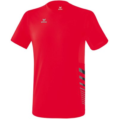 Erima Race Line 2.0 T-Shirt - red - Gr. 128 (Farbe: rot S )