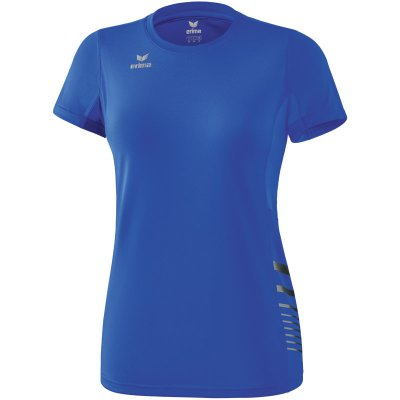 Erima Race Line 2.0 T-Shirt - new royal - Gr. 42 (Farbe: weiß S )