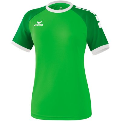 Erima Zenari 3.0 Trikot - green/smaragd/white - Gr. 38 (Farbe: 38 orange )