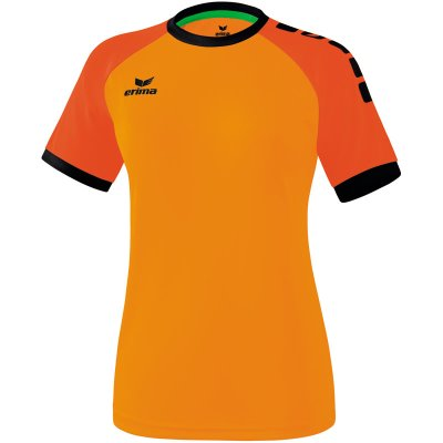 Erima Zenari 3.0 Trikot - orange/mandarine/black - Gr. 48 (Farbe: orange  )