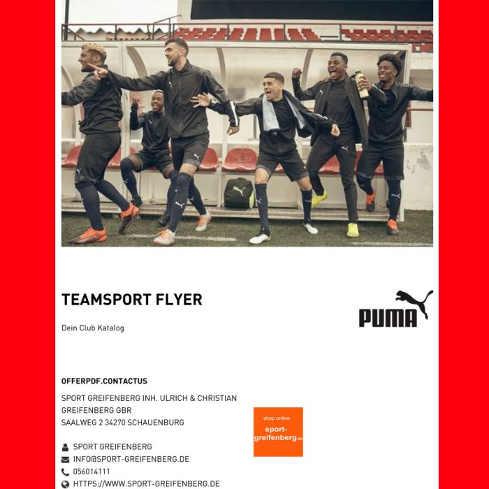 hot sale online 8e58b 338ee Puma Club Katalog | Flyer | Verein | pdf | Online
