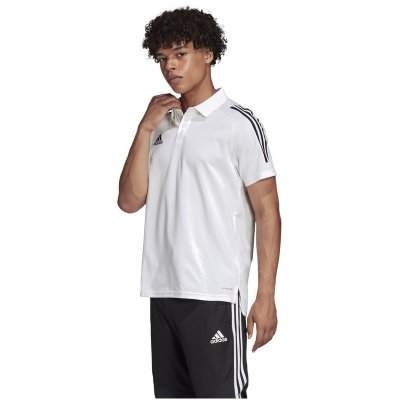 adidas Condivo 20 Polo - white/black - Gr. 2xl