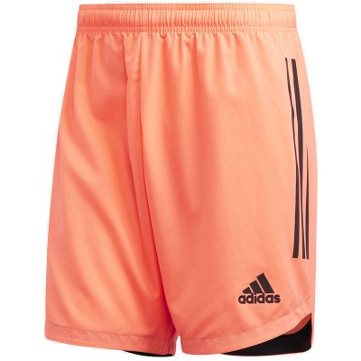 adidas Condivo 20 Short - signal coral/black - Gr. s (Farbe: rot 176 )