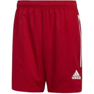adidas Condivo 20 Short - team power red/white - Gr. s (Farbe: weiß 128 )