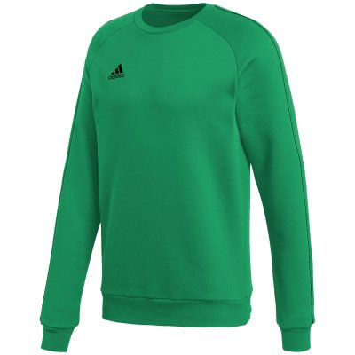 adidas Core 18 Sweat Top - bold green - Gr. xl (Farbe: rot XL )