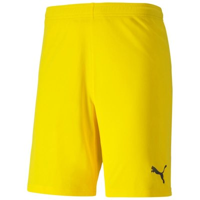Puma teamGoal 23 Knit Short - cyber yellow - Gr. 3xl (Farbe: gelb lila )