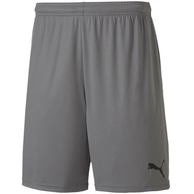 Puma teamGoal 23 Knit Short - steel gray - Gr. xxl (Farbe: 128 grau )