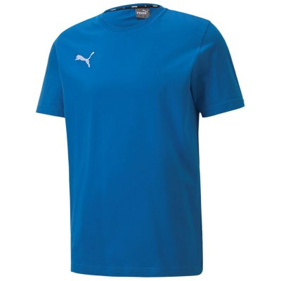 Puma teamGoal 23 Casuals Tee - electric blue lemonade - Gr. m (Farbe: blau 128 )