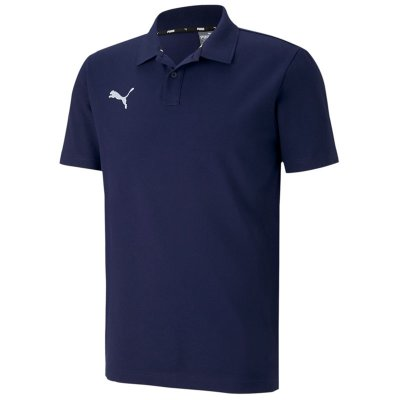 Puma teamGoal 23 Casuals Polo - peacoat - Gr. 3xl (Farbe: rot 164 )