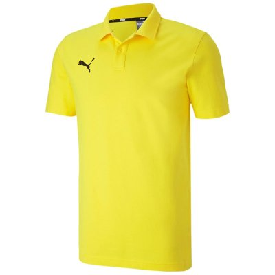 Puma teamGoal 23 Casuals Polo - cyber yellow - Gr. m (Farbe: gelb  )