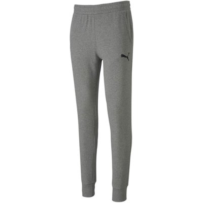 Puma teamGoal 23 Casuals Pant Jogginghose - medium gray heather - Gr. 116 (Farbe: 128 grau )