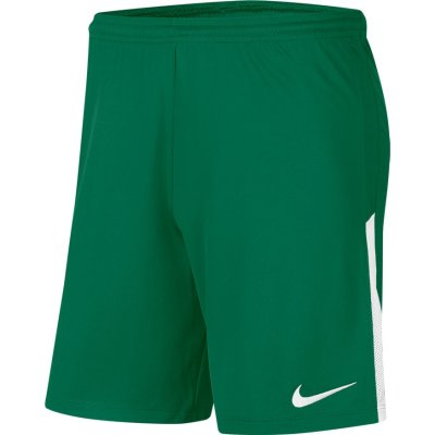 Nike League Knit II Short - pine green/white/whi - Gr. kinder-s (Farbe: schwarz grün )
